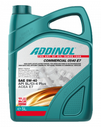 ADDINOL Commercial 0540 E7