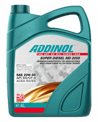 ADDINOL Super Diesel MD 2055