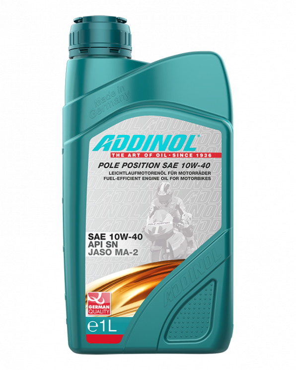 ADDINOL Pole Position 10W-40