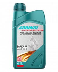 ADDINOL Pole Position 5W-40